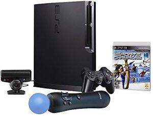 Playstation 3 with move