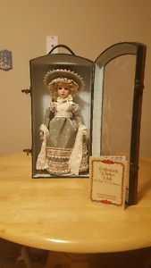 Porcelain Doll - Collector's Choice Club -Limited Editions