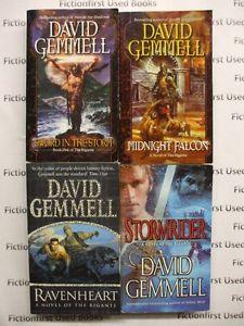 """Rigante Series"" by: David Gemmell"