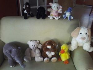 STUFFED ANIMALS FOR EASTER