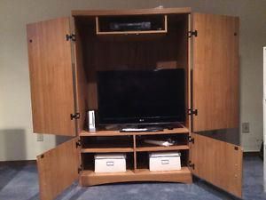 Tv armoire/ cabinet