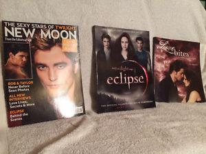 Twilight Trilogy Books and Magazines