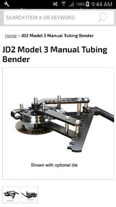 Wanted: Looking for tube bender