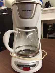Black & Decker Programmable coffee maker -12 cups