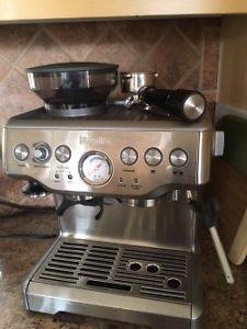 Breville Barista Express Espresso Maker