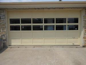 Commercial Garage Door 18ft by 9ft