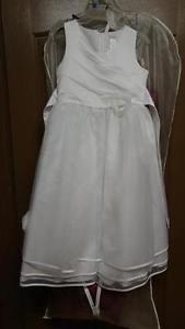Flower girl dress size 10