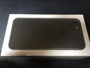 IPHONE 7 32GB (LOCKED TO ROGERS)- FACTORY SEALED
