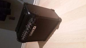Line 6 amp with guitar cable