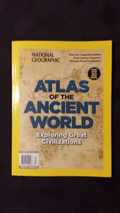 National Geographic - Atlas of the Ancient World