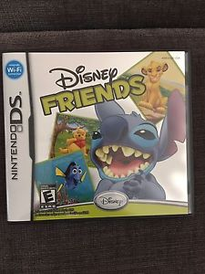 Nintendo Ds Disney Friends game