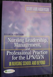 Nursing leadership Management and Professional Practice for