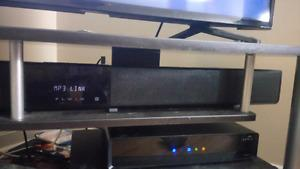 Sound bar and base from the source OBO
