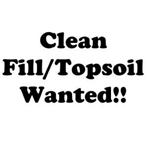 Wanted: Clean Fill wanted for residential lot on north shore