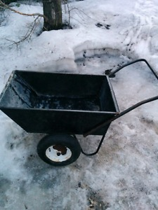 Yard wagon cart