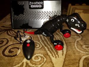 Zoomer dinosaur toy - black edition
