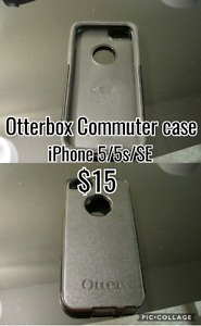 iPhone 5/5s/SE Otterbox Commuter case