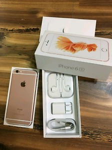 iphone 6s 64gb Factory Unlocked like brand new