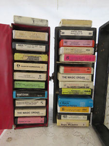 22-8 Track Tapes and Player