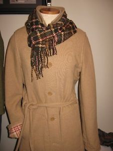 Abercrombie & Fitch Wool trench coat size small-med