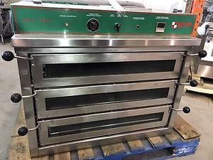 BRAND NEW DOYON JET-AIR TRIPLE DECK PIZZA OVEN