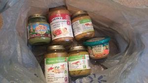 Baby Food Jars: Free