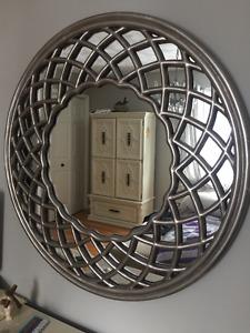 Big round mirror for sale