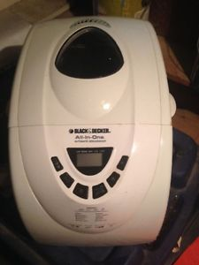 Black & Decker Bread Maker