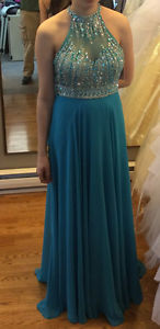 Blush Prom Dress by Alexia Size 4