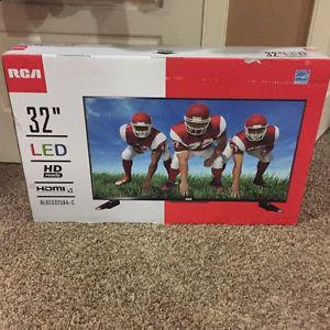 Brand new 32 inch tv. Box not opened