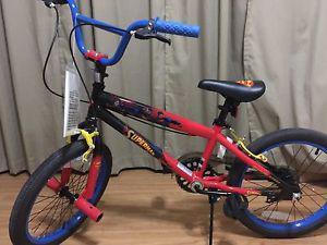 Brand new boys bike.