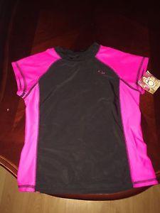 Brand new still with tags op girls swim shirt