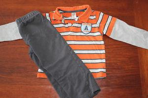 Carter's 4T outfit $5