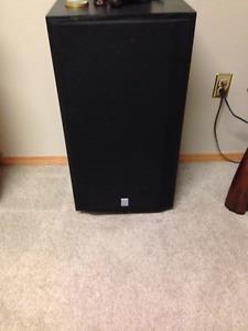 Yamaha receiver and cerwin vega 280se speakers   Posot Class