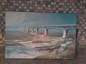 Confederation bridge picture