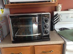 Convention Countertop Toaster Oven