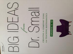 DRASTICALLY REDUCED!University Text Bk-Big Ideas from Dr.