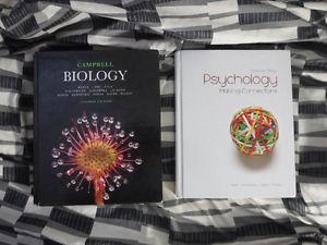 Dalhousie First Year Textbooks