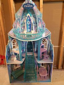 Disney Frozen Ice Castle Dollhouse