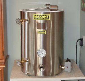 FOR SALE - One Maxant 16 Gallon Honey Storage Tank