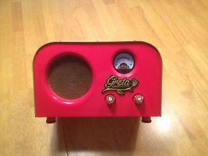 Fender Greta tube amp