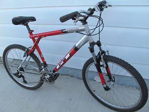 "GT Backwoods 21"" XL Aluminum Frame Mountain Bike"