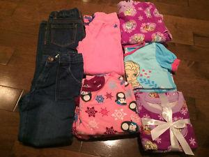 Girls Clothes Size 6