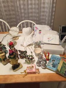 HUGE Lot of Vintage Items