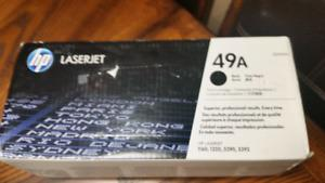 Hewlett Packard Laser Jet Cartridge New Never used Hewlett