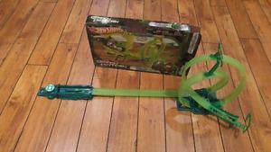 Hot wheels Green Lantern energy track
