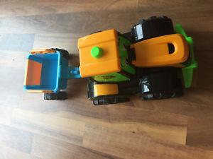 Jcb tractor car