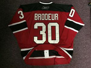 Martin Brodeur New Jersey Devils NHL Hockey Jersey - Size 54