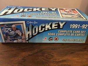 O-Pee-Chee Hockey Cards