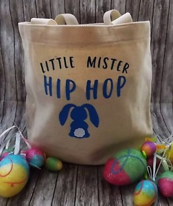 Personalized Easter Bags